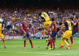 FC Barcelona – Club Atletico de Madrid (Football. Primera)